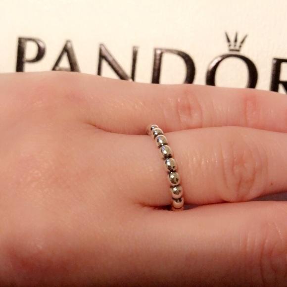 005b87922 Pandora Jewelry | S Eternal Clouds Stackable Ring | Poshmark
